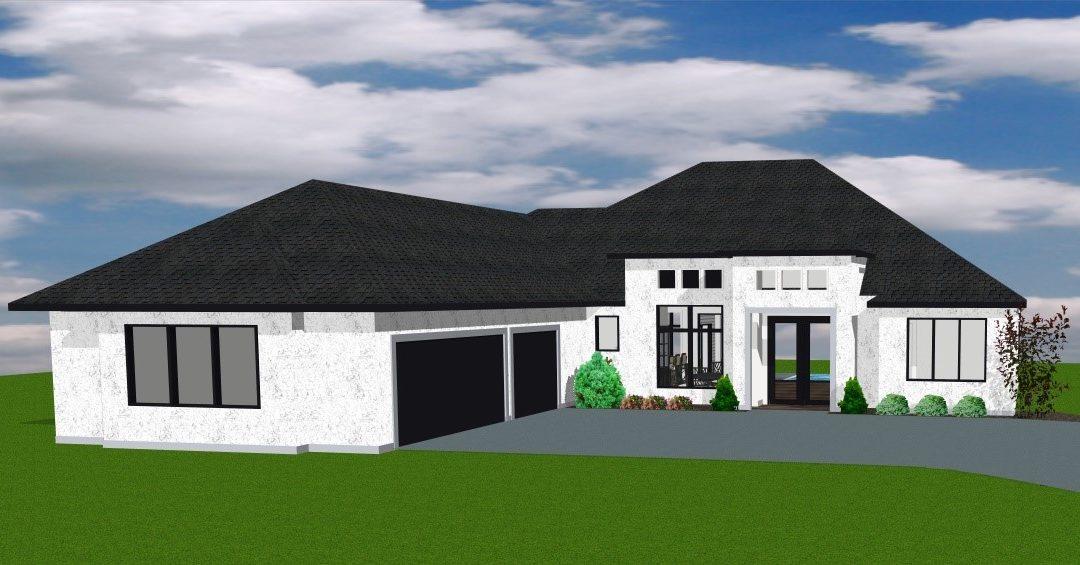 Custom Homes Wichita – Estancia