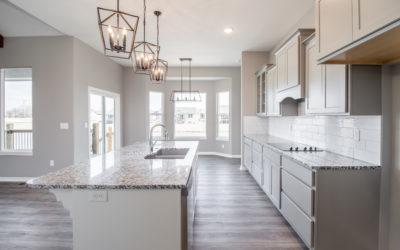 Arbor Creek Progress – New Homes